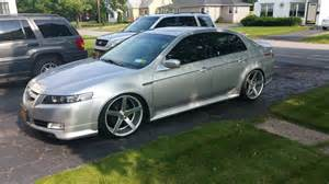 Acura Tl Exhaust Closed 2006 Acura Tl Modified Low Must See