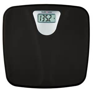 Easy Read Bathroom Scales Health O Meter 174 Digital Scale At Healthometer Com