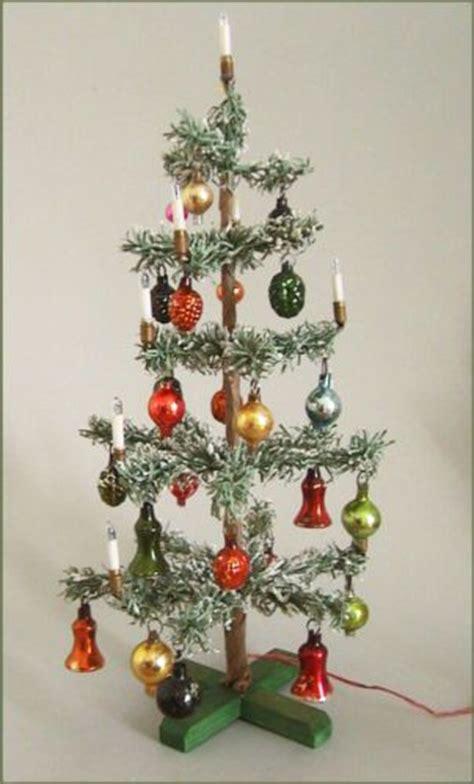 vintage miniature german christmas tree favorite vintage