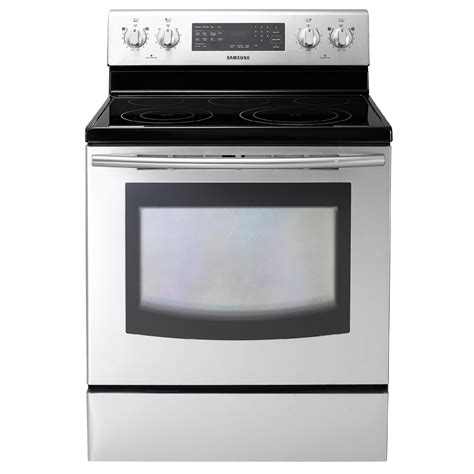 Convection Cooktop Samsung 5 9 Cu Ft Electric Range Stove W Convection