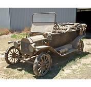 1914 Model T Ford Touring Barn Find Survivor Brass Era