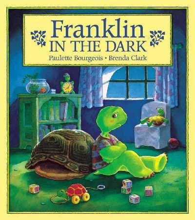 the darkest child books turtle named franklin