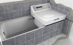 waschmaschine badewanne swiss creativity news