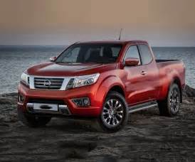 When Will The Nissan Frontier Be Redesigned Nissan Frontier Redesign 2017 And 2018 Cars