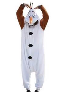 Olaf costume for adults priced under 30 affordable option for teens