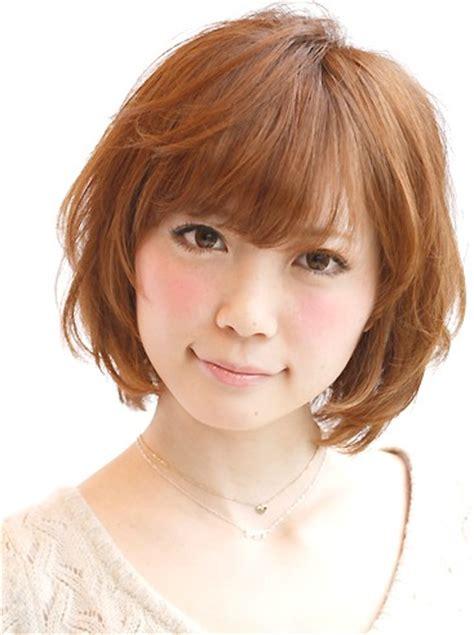 japan hairstyle for round face kawaii short japanese haircut hairstyles weekly