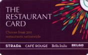 Restaurants That Donate Gift Cards - the restaurant card buy from charity gift vouchers with free donation to charity