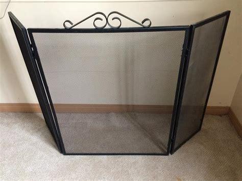 free standing fireplace screen free standing iron fireplace screen esquimalt view royal