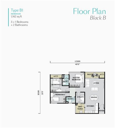 My Floor Plan by Fortune Perdana