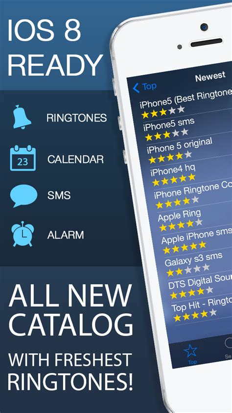 ringtones for iphone ios 8 by michael doyle