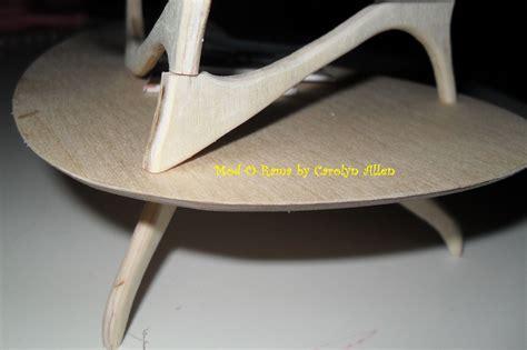 mod o rama fashion doll furniture tables mod o rama by carolyn allen