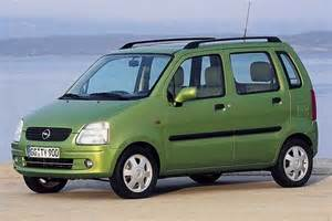 Opel Pl Opel Agila 2000 2006 Opinie Moto Pl