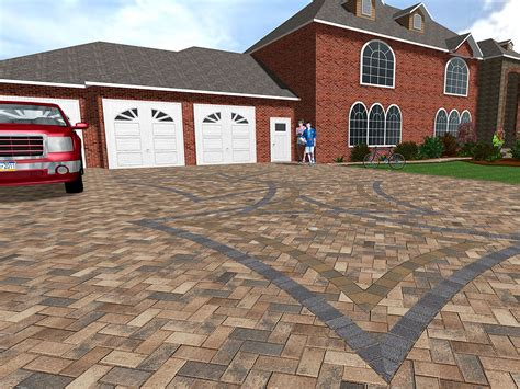 Paver Patio Design Software Professional Landscaping Software By Idea Spectrum