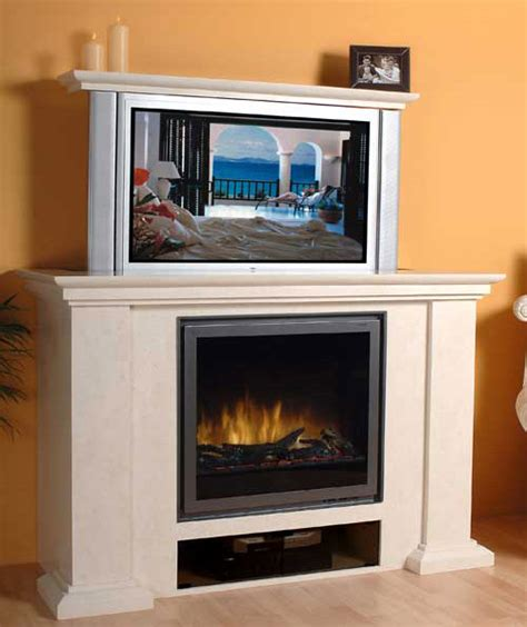 camino e tv hide your plasma tv a fireplace gear live