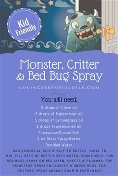 essential oil for bed bugs 25 best ideas about bed bug spray on pinterest bed bugs