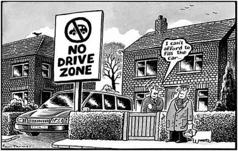 drive zone no drive zone