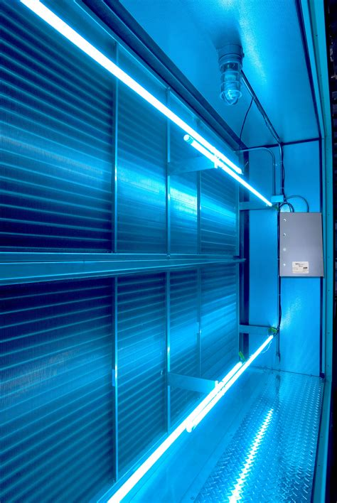 uv light in hvac effectiveness commercial uvc lighting applications
