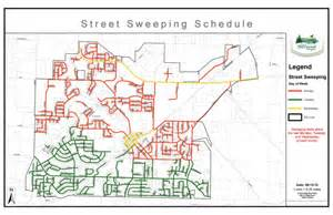 sweeping city of sherwood oregon