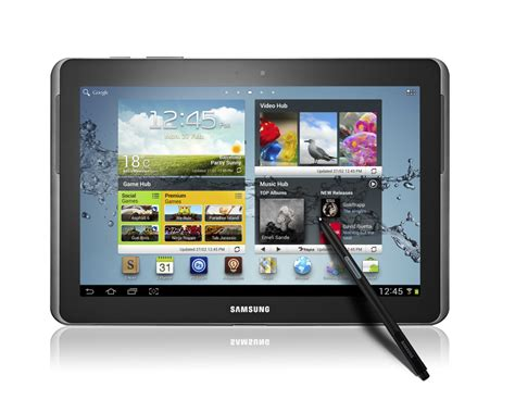 Samsung Tab Note 4 samsung galaxy note 10 1 android 4 0 plus stylus eurodroid