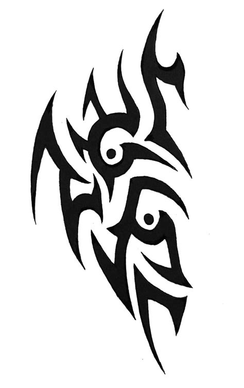 flame of recca tattoo designs tribal 35 by sorentalon on deviantart