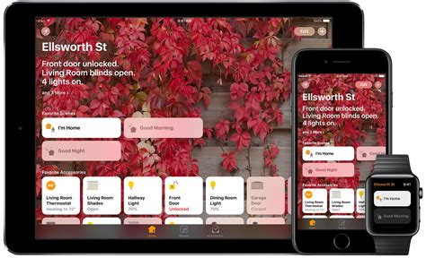 on with new homekit features in ios 11