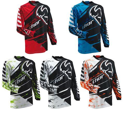 thor motocross jersey thor phase s13 splatter motocross jersey motocross