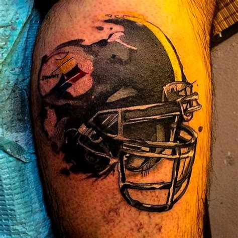 steeler tattoo designs steelers tattoos