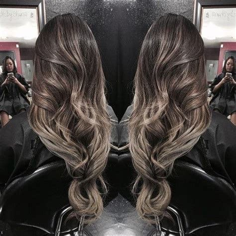 ash brown with ash blonde balayage pictures ash brown balayage ombre nail art styling