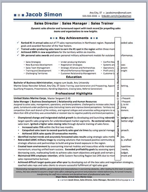 International Recruiter Sle Resume by Resume Sles