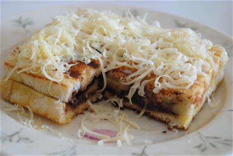 cara membuat roti bakar ala chef home made is the best roti bakar pisang keju coklat