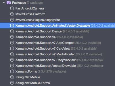 xamarin android hide layout recent threads xamarin forums