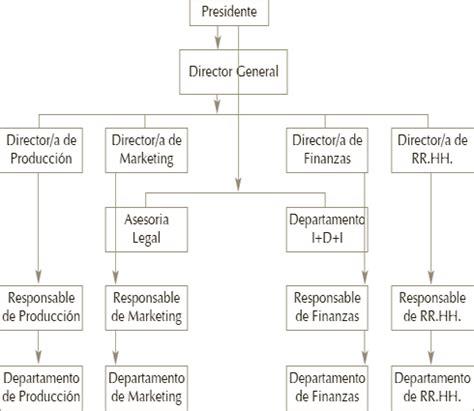 bases legales y de organizaci n estructural de la 2 186 comprender la estructura org 225 nica funcional iv 225 n