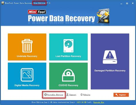 Recovery Harddisk get drive recovery done easily with this software