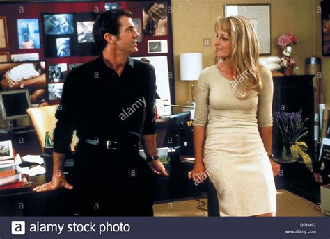 what women want mel gibson helen hunt what women want 2000 stock photo