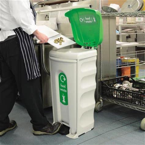 Food Waste Bin Kitchen by Nexus 174 Shuttle Recycling Commercial Kitchen Bin By Glasdon