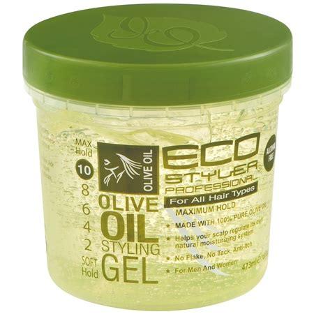 eco styler olive oil styling gel | walgreens
