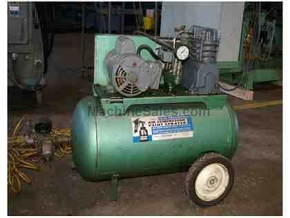 used craftsman 1 1 2 hp air compressor for sale 98055