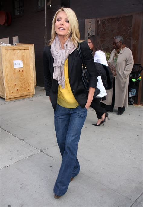 Did Ripa Out by Ripa Photos Photos Ripa Seen Out In New York