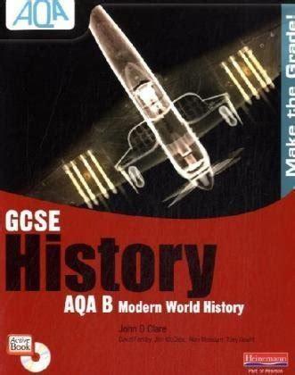 libro aqa gcse history understanding libro aqa gcse history b student book modern world aqa gcse modern world history di john d