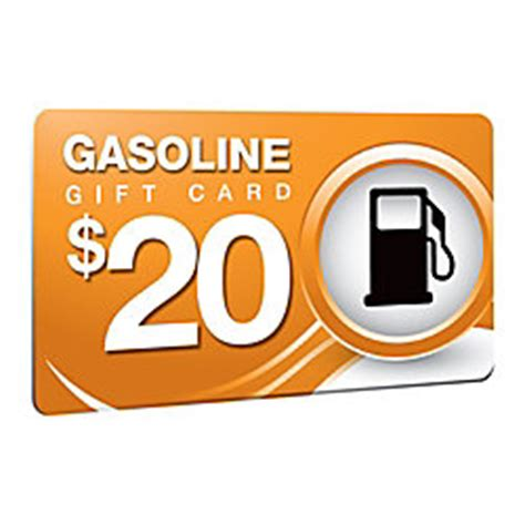 Email Gas Gift Cards Online - 20 gasoline gift card by office depot officemax