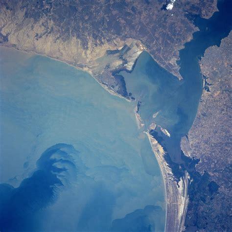 imagenes satelital de venezuela mapa de imagen foto satelite golfo de bahia de tablazo