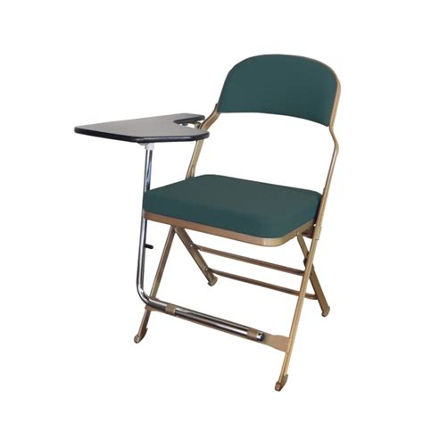 fold up desk chair whitevan