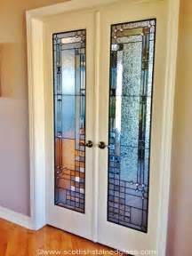 Stained Glass Doors Interior 2014 November