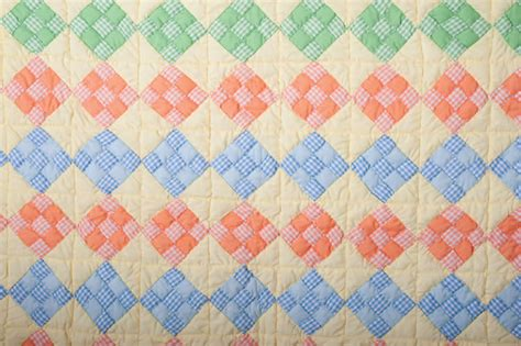 Sewn Quilts by Home Sewn Baby Quilt Newsdesk