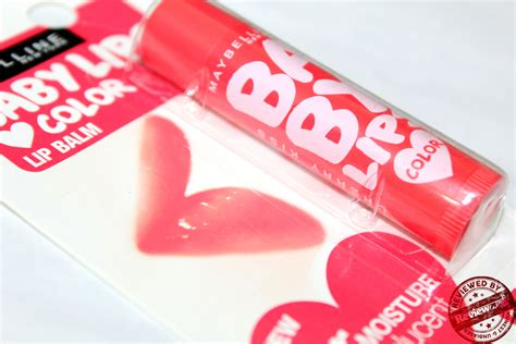 Maybelline Baby In Cherry maybelline baby cherry price and review