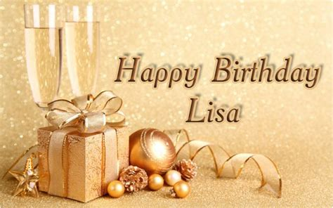 beautiful happy birthday lisa cake images wishes status sms song quotes  years
