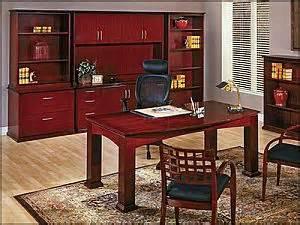 emeritus wood veneer table desk bina office furniture