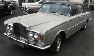 1966 Rolls Royce 1966 Rolls Royce Silver Shadow Carnutts Info