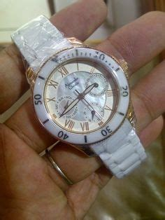 Jam Tangan Wanita Alexandre Christie 2568 Rantai Kuning Mewa T1310 jam tangan original jam tangan murah jam tangan casio jam tangan