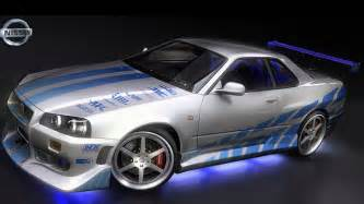 Nissan Skyline From Fast And Furious 25 Furiously Designed Fast And Furious Cars